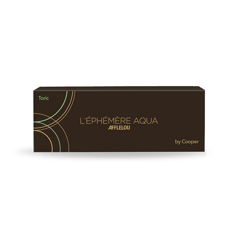 Lentillas L'EPHEMERE AQUA 1-DAY SILICONE TORIC