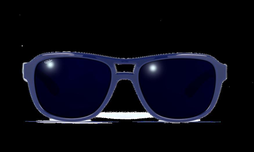 Lunettes de soleil enfant ROCKA bleu