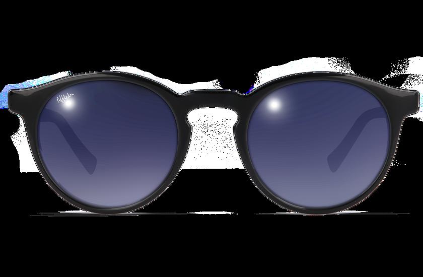 Lunettes de soleil femme FROZZY noir - danio.store.product.image_view_face