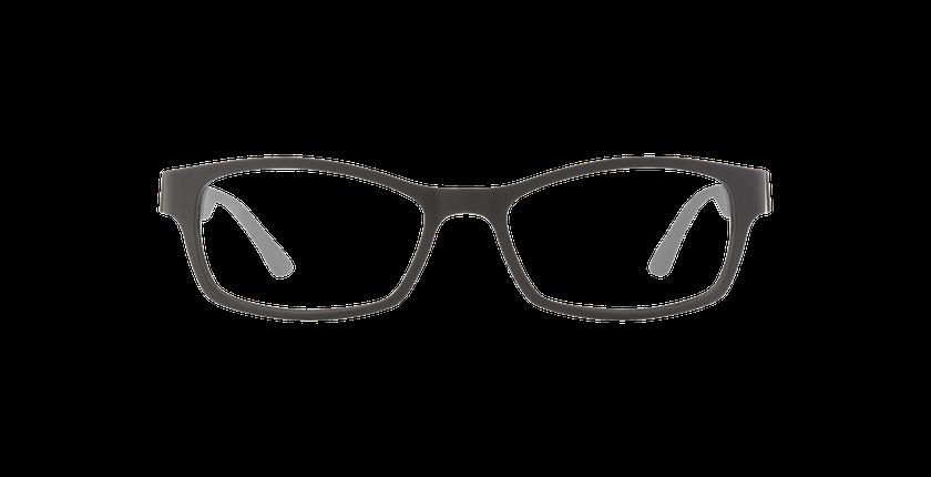 Lunettes de vue femme MIX TONIC 04 noir - Vue de face