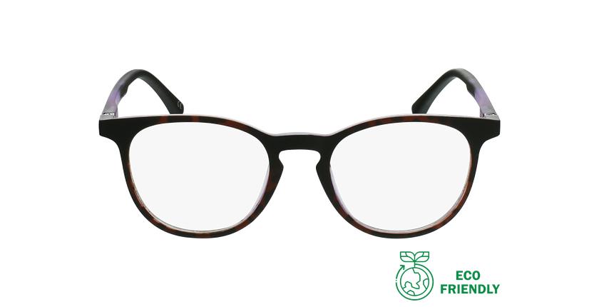 Óculos graduados criança MAGIC 78 PU - ECO FRIENDLY violeta/turquesa - Vista de frente