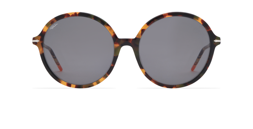 Óculos de sol senhora KENDAL TO01 tartaruga  - Vista de frente