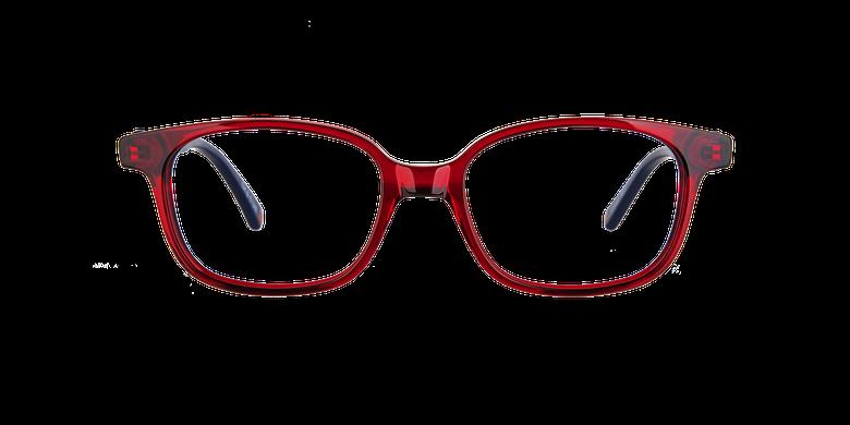 Lunettes de vue enfant STUART rouge