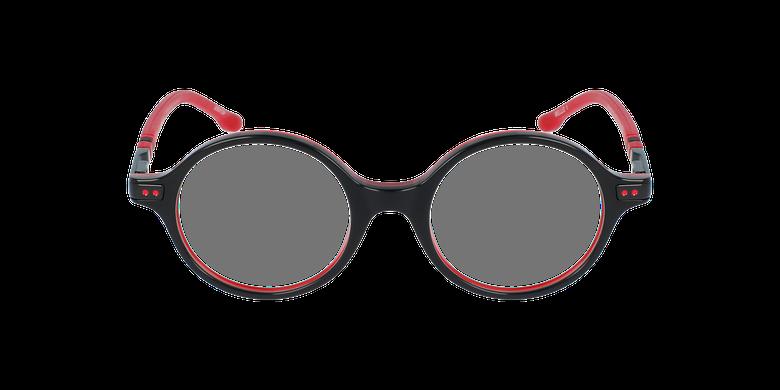 Lunettes de vue enfant BELLO1 noir/rouge