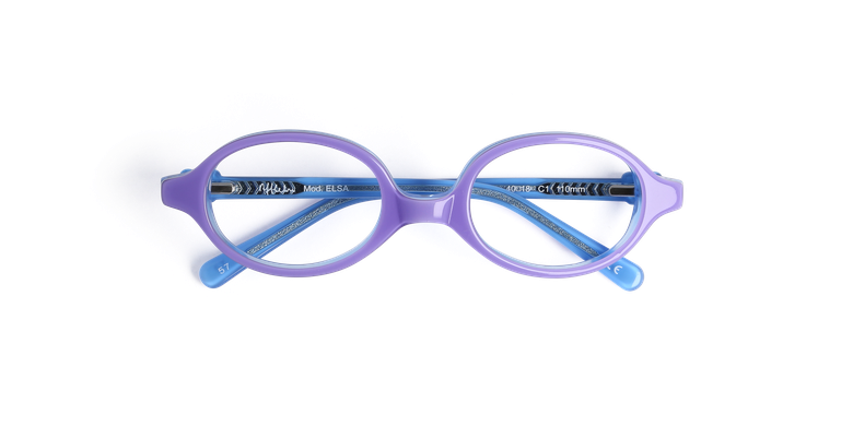 Óculos graduados criança ELSA violeta