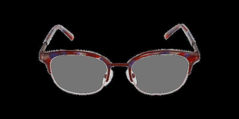 Óculos graduados BEKSINSKI RD vermelho