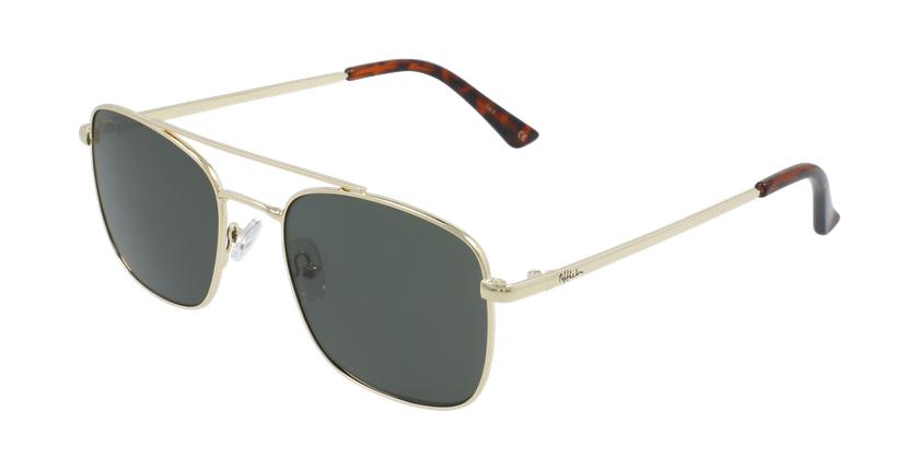 Óculos de sol SAND GD01 dourado - vue de 3/4
