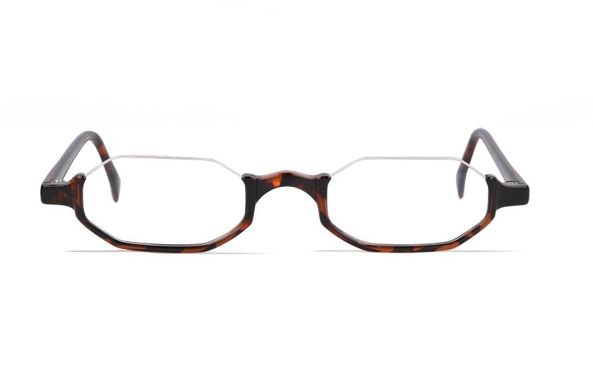 Lunettes de vue AFFLELOU FORTY écaille - danio.store.product.image_view_face