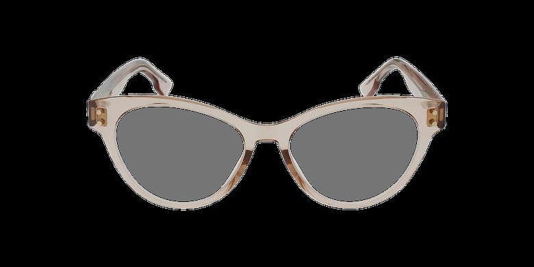 Lunettes de vue femme CD4 beige