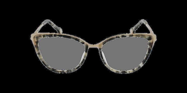 Gafas graduadas mujer VHE853 marrón/carey