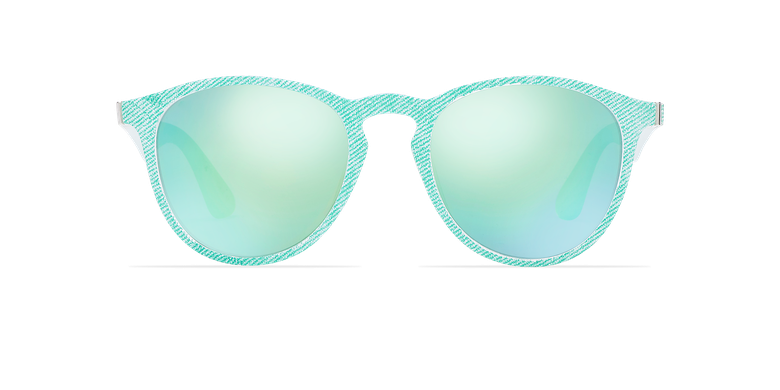 Lunettes de soleil femme VARESE vert