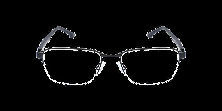 Lunettes de vue homme PAVEL noirVue de face