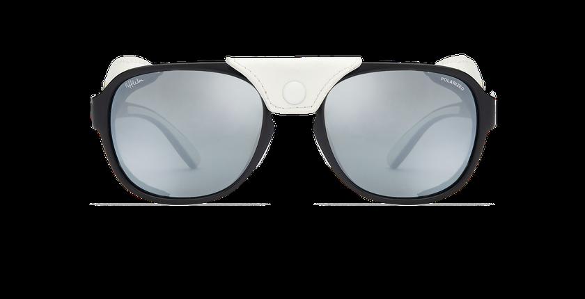 Gafas de sol hombre SCHUSS negro - vista de frente