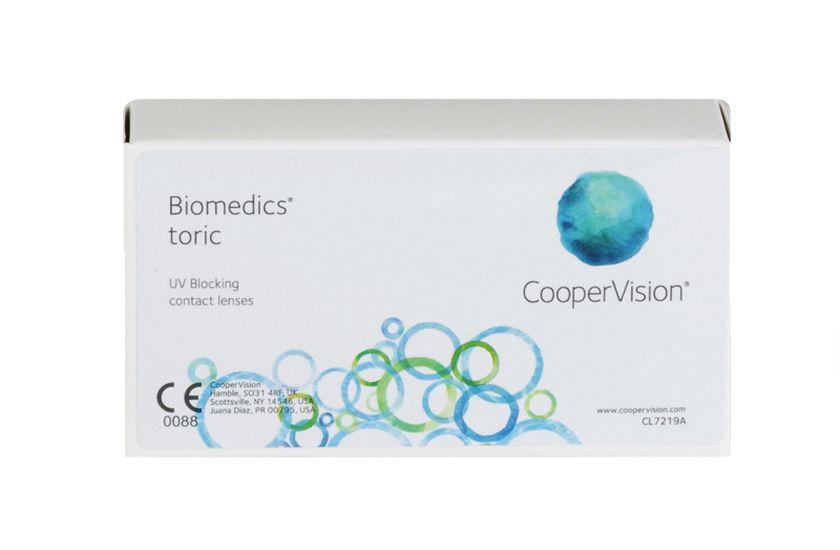 Biomedics® Toric 6L