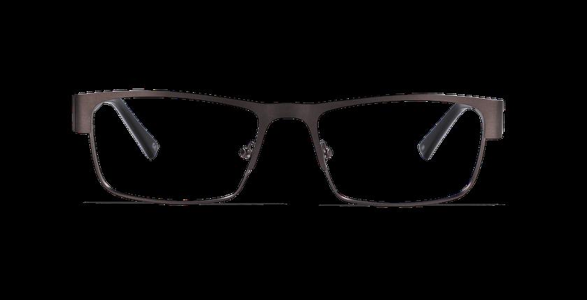 fca6fb636ead2 ... Óculos graduados homem ALLAN verde - Vista de frente ...