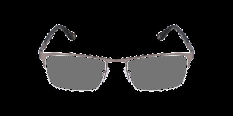 Gafas graduadas hombre VPL465 plateado/negro