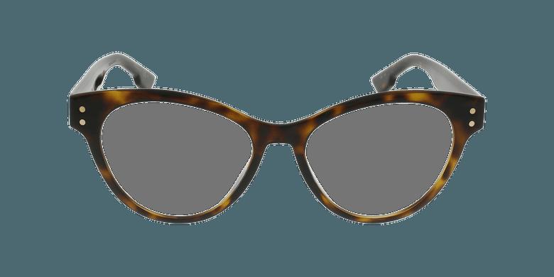 Lunettes de vue femme DIORCD4 écaille