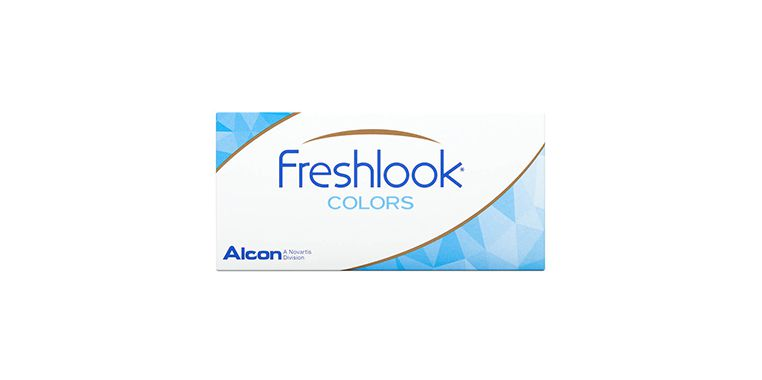Lentilles de contact FreshLook Colors 2L