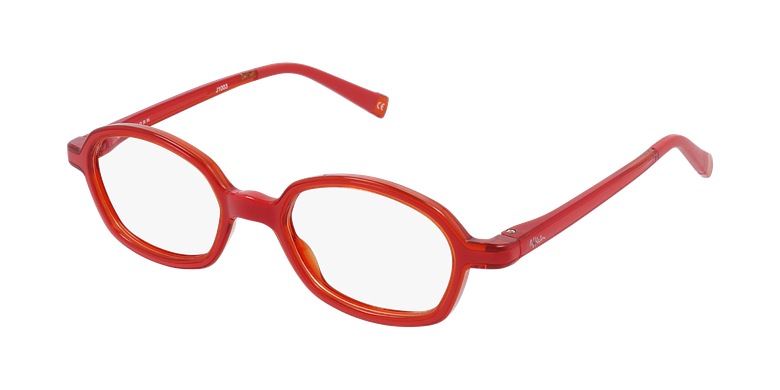 Óculos graduados criança REFORM INFANTÁRIO (M2 RD) vermelho/laranja