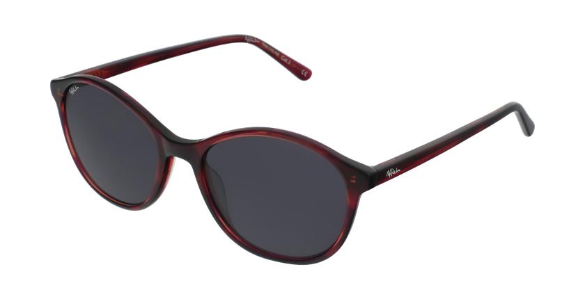 Óculos de sol senhora COLINE PK tartaruga /rosa - vue de 3/4