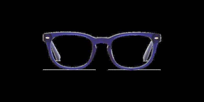 Lunettes de vue homme LUCAS bleu