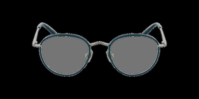 Lunettes de vue SHUBERT argenté/turquoise