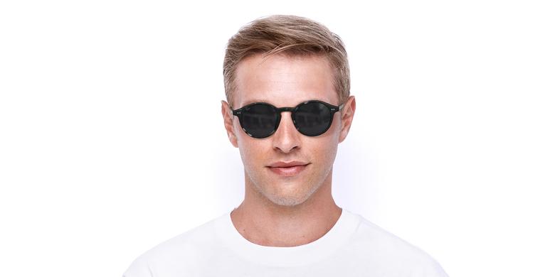 Óculos de sol LOIS BKTO tartaruga/preto