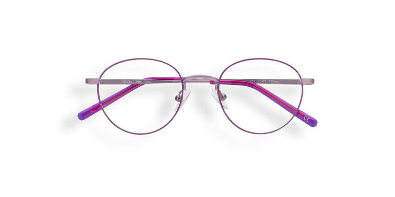 Óculos graduados criança DOM violeta violeta/rosa
