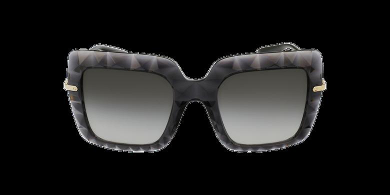Gafas de sol mujer 0DG6111 grisvista de frente