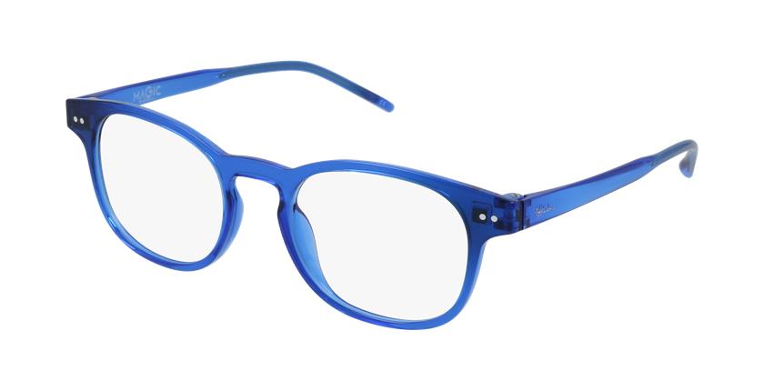 Lunettes de vue enfant MAGIC 50 BLUEBLOCK bleu - vue de 3/4